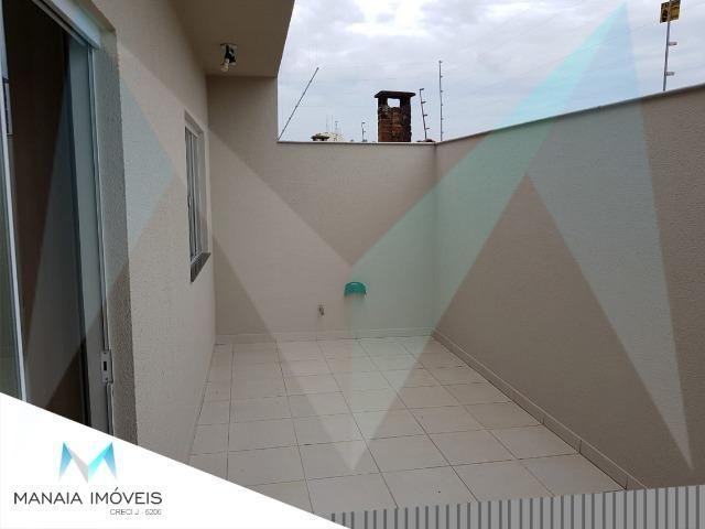 3 qts (1ste) - Casa nova - Próx. Arcindo Sardo - Foto 16