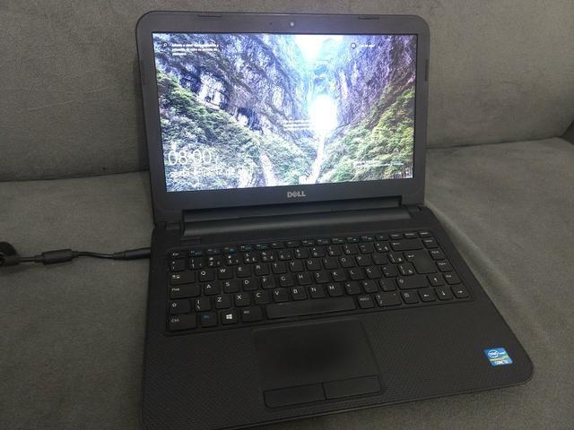 14357c42df1a2 Dell inspirio 700 gigas de HD usado 4 gigas de memória ram semi novo