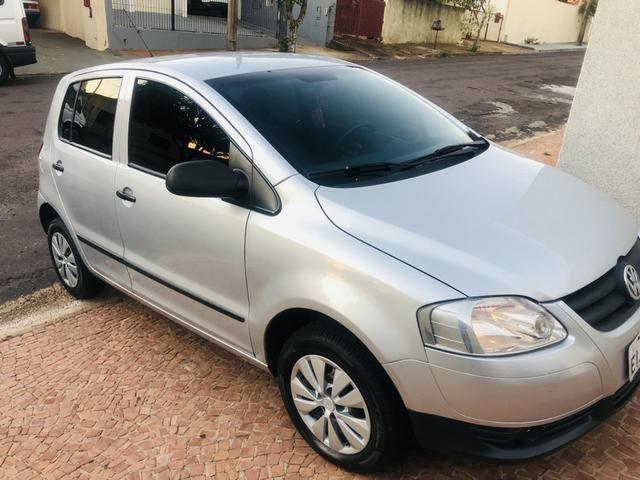Volkswagen Fox Plus 1.0 07/08 completo e revisado! - Foto 2