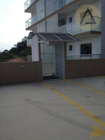 Cobertura com 2 dormitórios à venda, 122 m² por r$ 370.000 - lagoa - macaé/rj - Foto 2