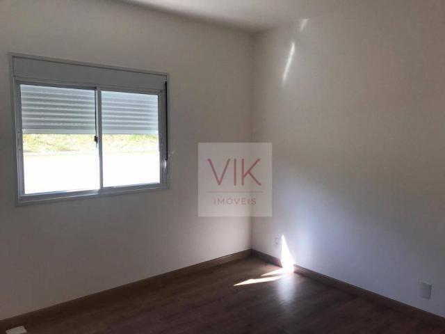 Apartamento com 2 dormitórios para alugar, 86 m² por r$ 2.400/mês - jardim ypê - paulínia/ - Foto 14