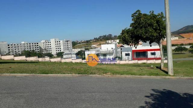 Terreno à venda, 396 m² por r$ 105.000,00 - alphaville - rio das ostras/rj - Foto 3