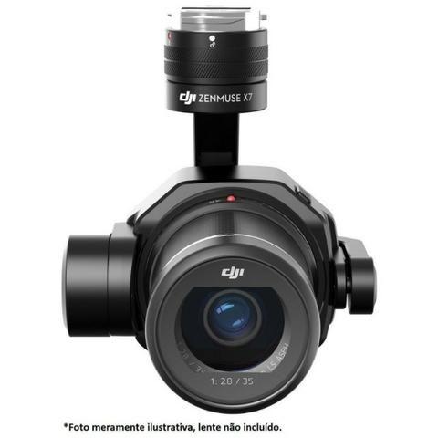 Câmera DJI Zenmuse X7 (Não inclui Lente) - Foto 4