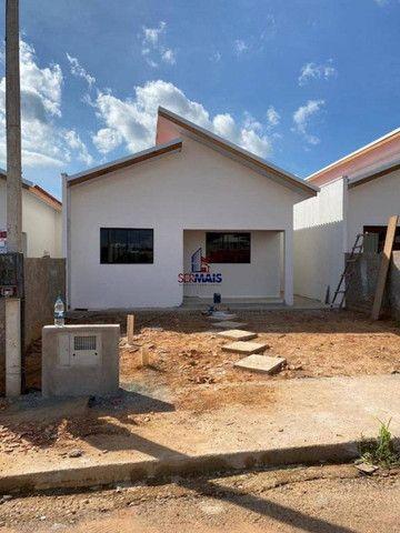 Casa com 2 dormitórios à venda por R$ 145.000 - Orleans Ji-Paraná II - Ji-Paraná/RO