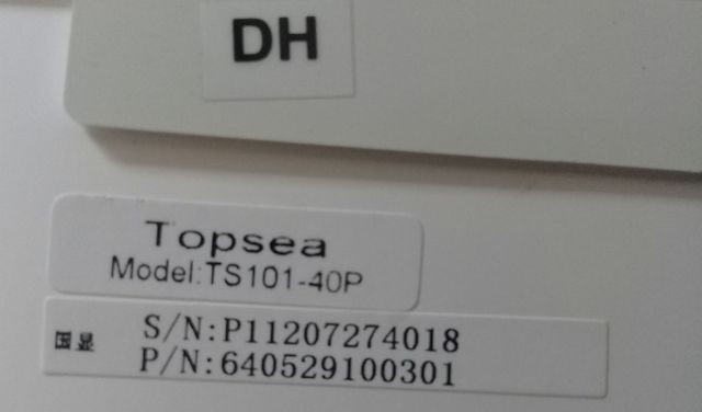 Tela de netbook 10.1 polegadas - Topsea TS101-40P - Foto 3