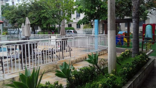 Ótimo apartamento em Campo Grande-2 quartos-aceito terreno, loja ou veículo como entrada - Foto 18