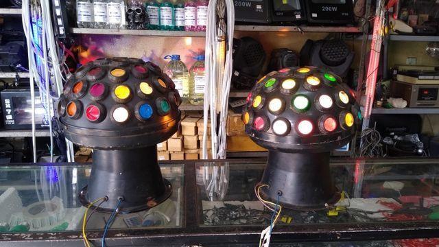 Iluminação para DJ usada retro, ler anuncio - Foto 4