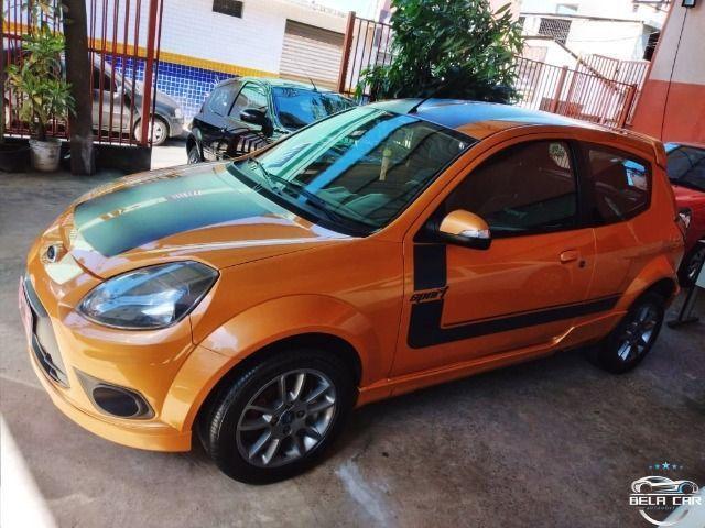 Oqueeee ????? Ford Ká Sport 1.6 2013 Completo, Por R$ 21.900,00 - Foto 3