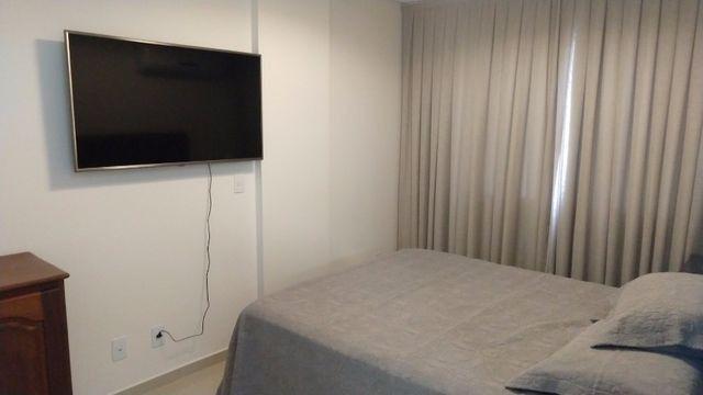 Apartamento à 300m mar com 02 dorms, novo, excelente mobilia!!! - Foto 10