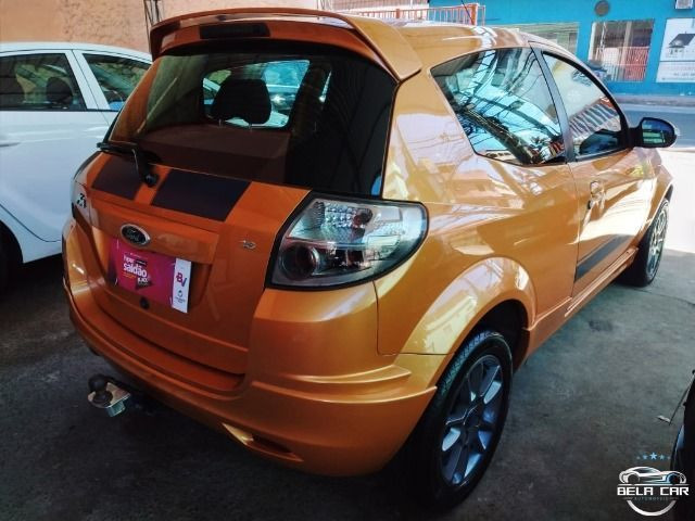 Oqueeee ????? Ford Ká Sport 1.6 2013 Completo, Por R$ 21.900,00 - Foto 6