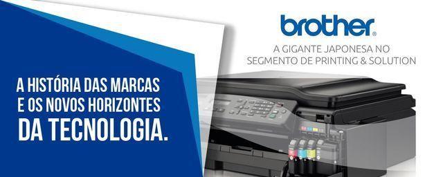 Conserto de impressora Brother.Brother.Em Goiânia - Foto 5