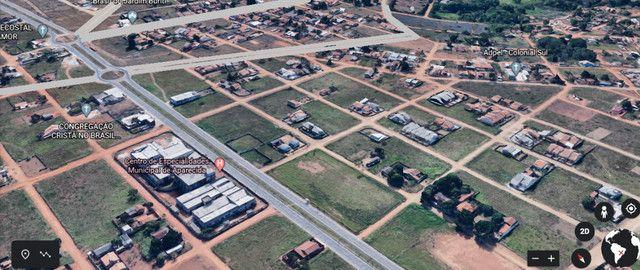 Área 421 M2 Avenida Delfim Moreira Bairro Buriti Sereno Aparecida de Goiânia - Foto 2
