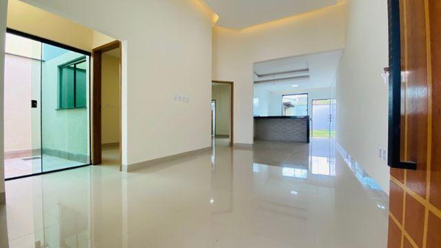 Casa Nova, Linda, Acabamento Impecável - 03Qtos, Quintal + Ampla Área Gourmet!! - Foto 5