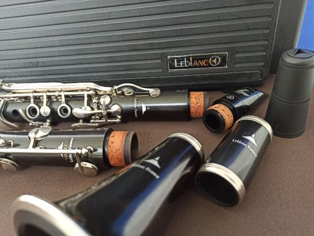 Clarinete Excepcional Leblanc France - Sup. Yamaha 450, Buffet E11 - Foto 4