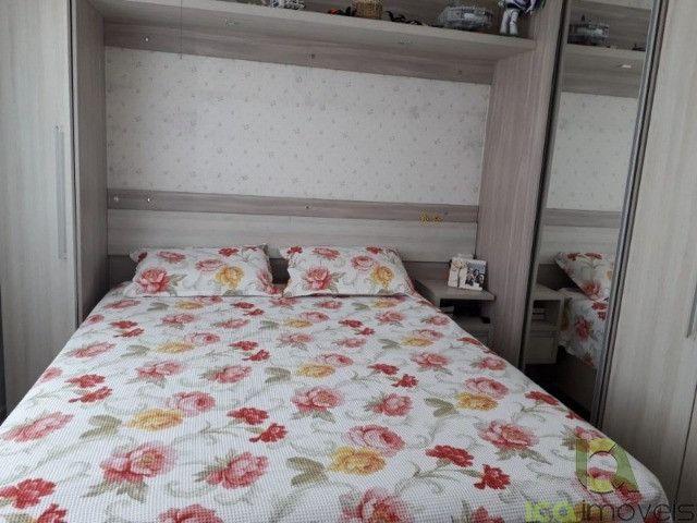 C308-Casa financiável com 2 dormitórios - Barra do Aririú - Palhoça - Foto 6