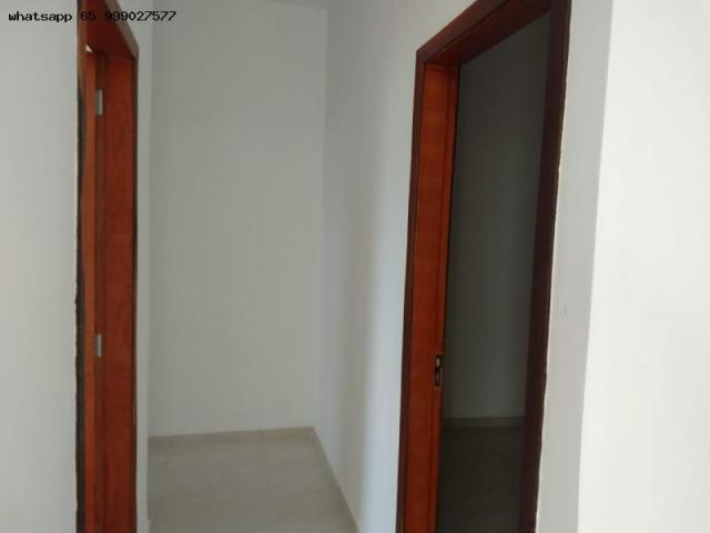 Casa para Venda em Várzea Grande, Novo Mundo, 2 dormitórios, 1 banheiro, 2 vagas - Foto 14