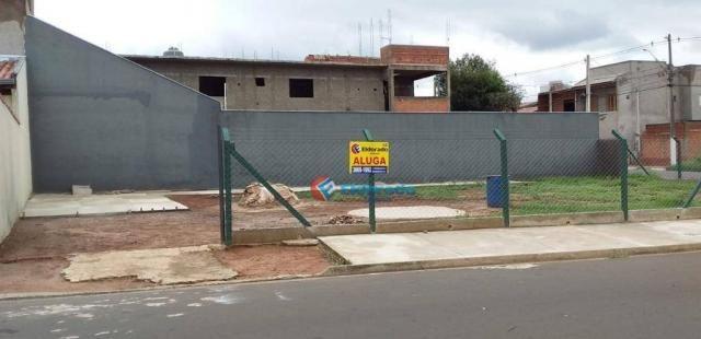 Terreno para alugar, 325 m² por R$ 700,00/mês - Jardim Novo Cambui - Hortolândia/SP - Foto 3