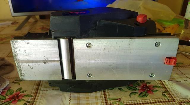 Vendo Plainadeira Elétrica SKIL 550W por R$250,00 - Foto 2