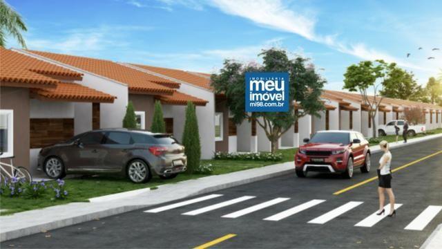 34 Maria Isabel 2 - Casas com 2 quartos 64m2 na região do Araçagi! - Foto 2
