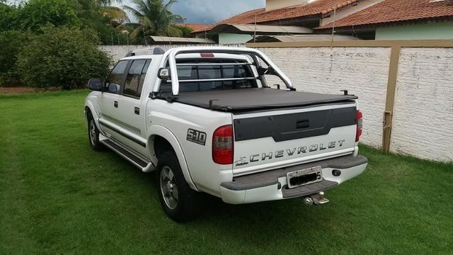 S10 Executive 2.8 4X2 CD Turbo Diesel MWM 2011/2011 - Foto 4