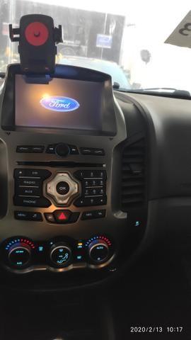 Vendo ranger Diesel XLT 3.2 CD manual 100% original segundo dono! - Foto 4