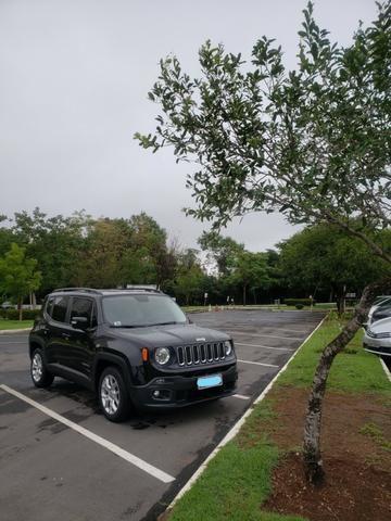 Jeep Renegade, ano 2015/16, Flex, Modelo Longitude