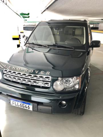 Land Rover Discovery 4 SE - 2013