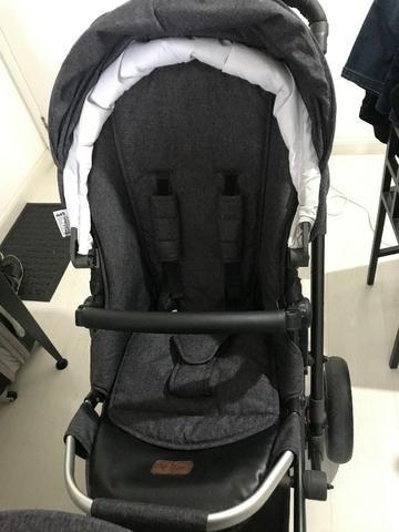 Carrinho de Bebê para gêmeos Abc Design Zoom o melhor do Mercado - Foto 3
