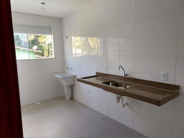 Apartamento térreo, com fino acabamento, frontal a Lagoa em Praia Linda, pé na areia - Foto 10