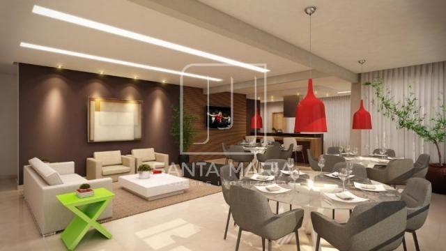 Apartamento à venda com 3 dormitórios em Bonfim paulista, Ribeirao preto cod:43677 - Foto 5