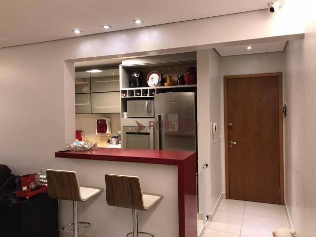 Apartamento com 3 dormitórios à venda, 84 m² - Jardim Goiás - Goiânia/GO - Foto 14