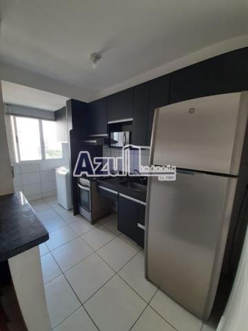 Apartamento com 2 quartos no Residencial Liberty - Bairro Jardim Atlântico em Goiânia - Foto 8