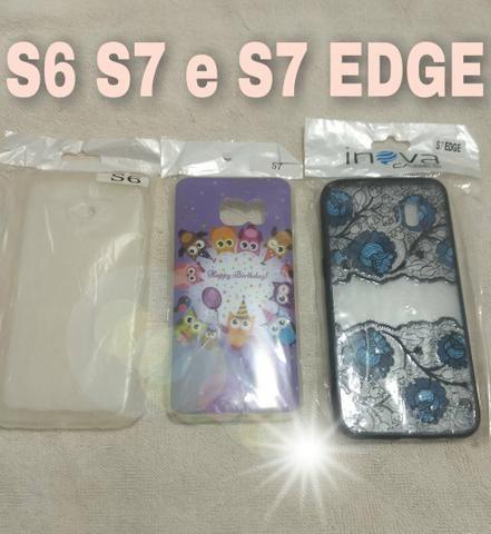 S6 S7 e S7 EDGE capinha