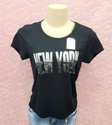 Camiseta feminina Calvin Klein