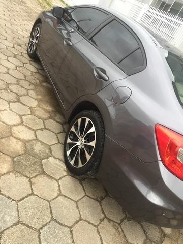 Vendo ou troco Civic Lxr 2015 - Foto 3