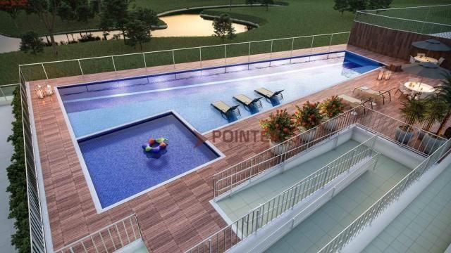 Apartamento com 3 quartos à venda, 93 m² por R$ 397.358 - Jardim Atlântico - Foto 10