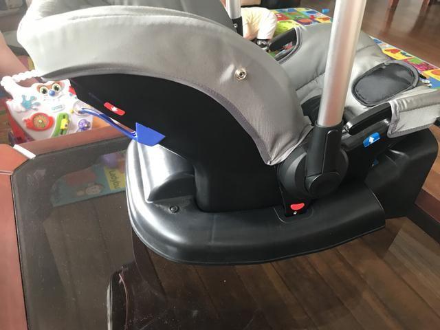 Bebê Conforto Kiddo Caracol