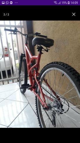 Bicicleta bike aro 26 - Foto 2
