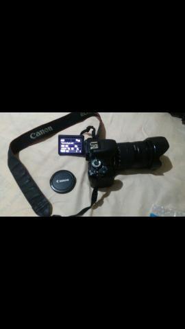 Canon t3i + lente 18-135 - Foto 4