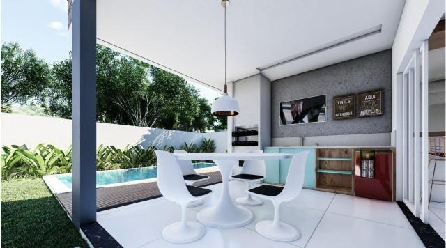 Casa no Condomínio Alphaville, com: 3 suítes #piscina - Foto 2