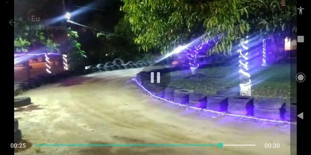 Vendo pista com 3 mini buggy caioba - Foto 5