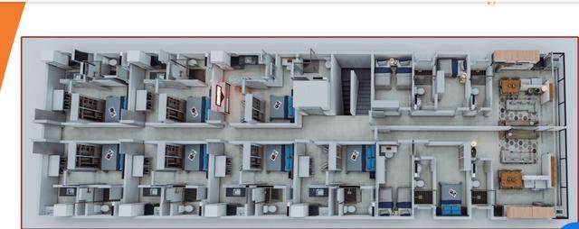 Oportunidade, Apartamento de 1Q 75 mil 2Q 175mil cobertura 250 mil - Foto 4