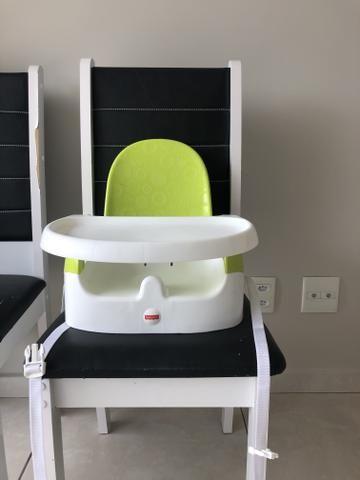 Cadeira de Alimentação Portátil Fisher-Price Booster 2 em 1 - Foto 2