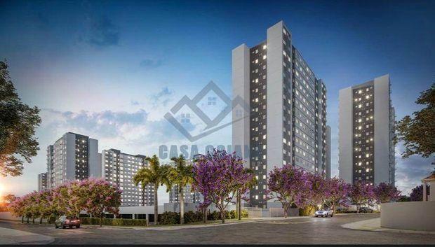 Apartamento à venda no bairro Chácaras da Ge em Goiânia/GO - Foto 2