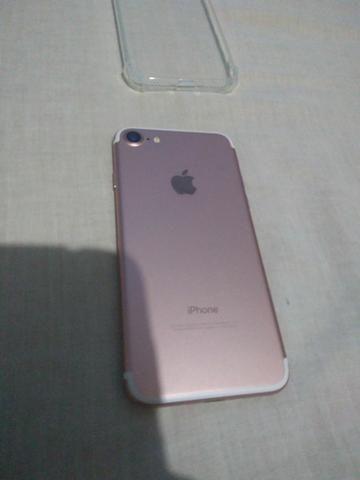 IPhone 7 rose 128 gb - Foto 3