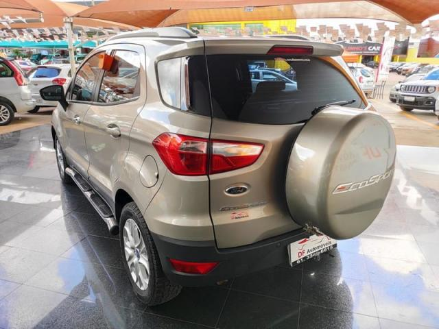 FORD ECOSPORT 2.0 DIRECT FLEX TITANIUM AUT - Foto 5