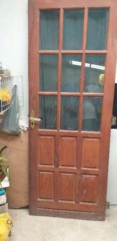 Janelas + porta