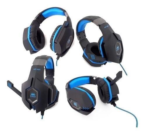 Headset Gamer Knup Kp-451 Fone Celular Xbox One Ps4 P2 - Foto 3