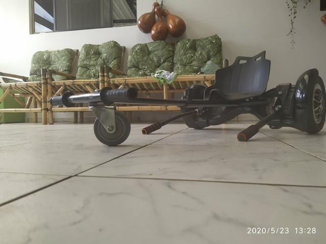 Hoverboard kart - Foto 2