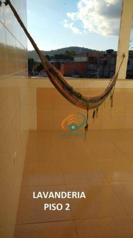 Sobrado com 3 dormitórios à venda, 120 m² por R$ 220.000,00 - Jardim Oliveira II - Guarulh - Foto 15